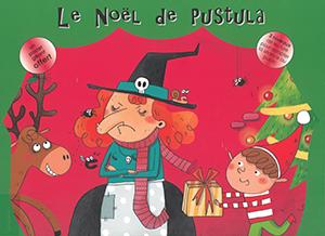 fcb3e6b8678e Le Noël de Pustula C. Naumann - Villemin   M.Caprini Editeur   Les éditions  du Pas de l Echelle, 2014. Format   japonais (27,5x37 cm) - Nombre de  planches ...