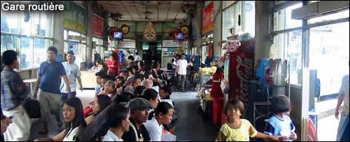 Southern bus terminal - Bangkok