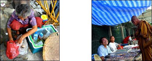 Bangkok : ambiances de marché