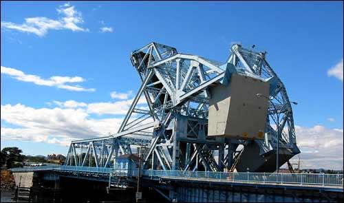 pont à Victoria