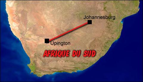 Johannesburg Upington