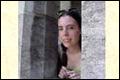 Nathalie en pull blanc depuis Bourg-de-Péage