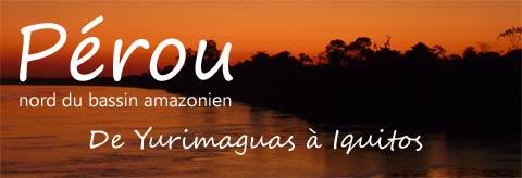vers Iquitos